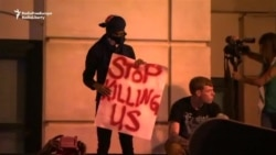 Protests Continue In Charlotte Over Police Killing Of Black Man