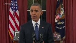 Obama: No Ground War With IS Militants