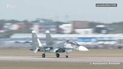 Қазақстан Ресейден бірнеше Су-30СМ алмақ