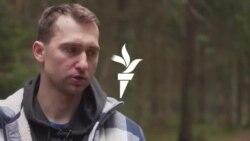 Алімпіец Андрэй Краўчанка трымае галадоўку на знак салідарнасьці з палітвязьнямі