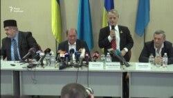 Чийгоз та Умеров заявили про намір повернутися до Криму (відео)
