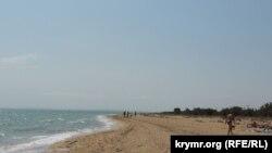 Пляж у Керчі
