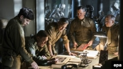 """The Monuments Men"" filmindən bir kadr"