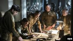 """""""The Monuments Men"""" filmindən bir kadr"""