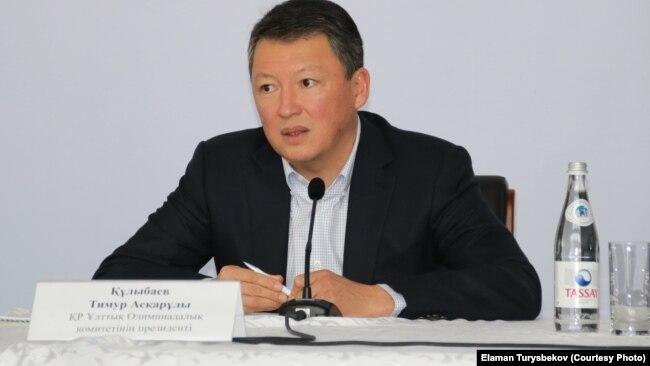 Миллиардер Тимур Кулибаев, зять бывшего президента Казахстана Нурсултана Назарбаева.