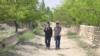 Одно из сел близ кыргызско-таджикской границы.