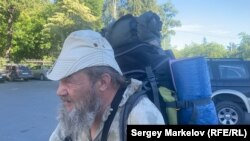 Andrej Saraskin három éve van úton Oroszországban