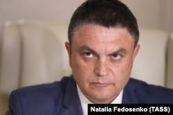 Леонид Пасечник, лидер группировки «ЛНР»