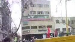 pro-government protest in Tehran