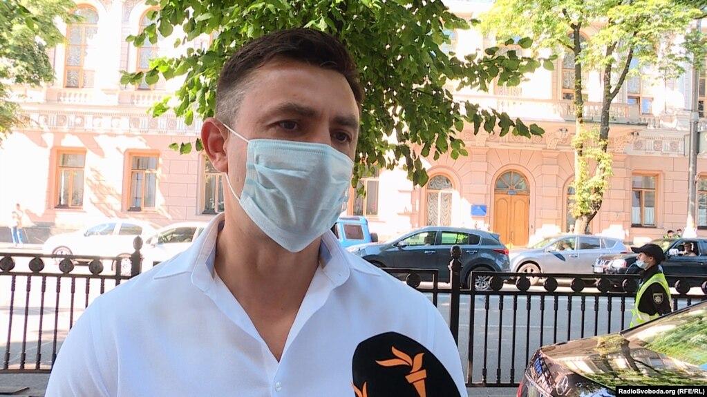 9 вересняМикола Тищенко напав на Гео Лероса під час його виступу в парламенті