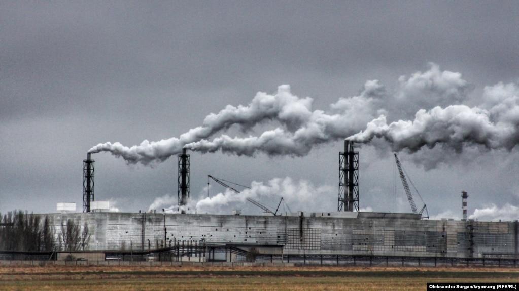 Завод «Крымский Титан»