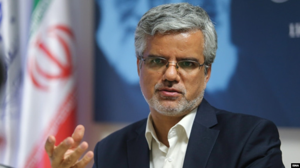 Mahmoud Sadeqi, Tehran's representative in parliament and a frequent critic of hardliners in Iran. File photo