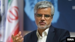 Mahmoud Sadeghi, Tehran's outspoken representative to parliament. File photo
