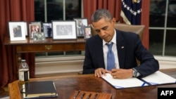 Presidenti i SHBA-së, Barack Obama - foto arkivi