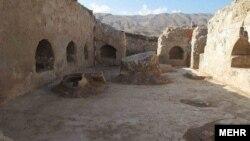کوشک ساسانی در کوهدشت