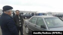 Авторынок в Баку