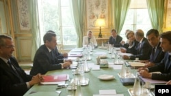 Влада на Франција
