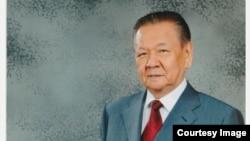Узакбай Караманов, бывший председатель Совета министров Казахской ССР и позднее премьер-министр.