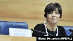 Irena Hadžiabdic, član Central izborne komisije BiH