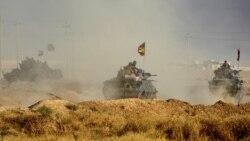 Kürt komandirleri: Mosul hüjüminde ep-esli öňegidişlik boldy