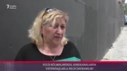 Polis bölmələrində, həbsxanalarda vətəndaşlarla necə davranılır?