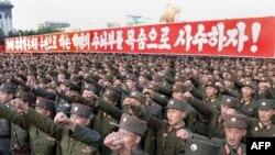 پیونگ یانگ مذاکرات شش جانبه را در ماه آوریل ترک کرده و بازرسان آژانس بین المللی انرژی اتمی را از این کشور اخراج کرد