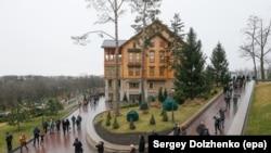 Арештована судом резиденція екс-президента Віктора Януковича «Межигір'я» – один із активів, яким, імовірно, управлятиме нове агентство