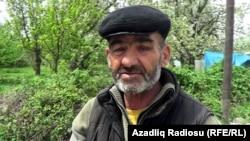 Çılğır sakini Azad Hüseynov