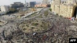 Sheshi Tahrir në Egjipt. Janar, 2015.
