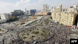 6-ой день египетских протестов