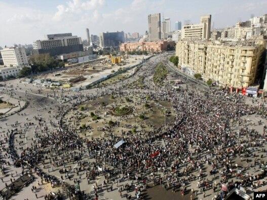 میدان التحریر قاهره روز یکشنبه