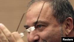 Ministrul de externe israelian Avigdor Lieberman