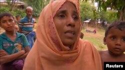 Violențele au declanșa exodul populației rohingya din Myanmar.