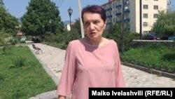 მარინა აბულაძე
