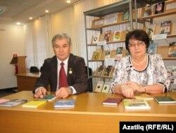 Ринат Баттал һәм Әлфирә Низамова