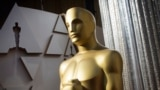 U.S. -- (FILES) In this file photo taken on February 08, 2020 an Oscars statue is displayed on the red carpet area on the eve of the 92nd Oscars ceremony at the Dolby Theatre in Hollywood, California.