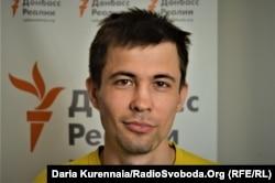 Віталій Овчаренко, громадський активіст, донеччанин