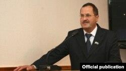 Глава Балтасинского района Татарстана Рамиль Нутфуллин