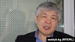 Рысбек Абдылдаев.