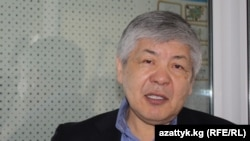 Kyrgyzstan -- Rysbek Abdyldaev, the doctor of medical sciences, Bishkek, 29Feb2012