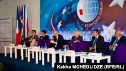 ირაკლი ლექვინაძე 25-ე ეკონომიკურ ფორუმზე