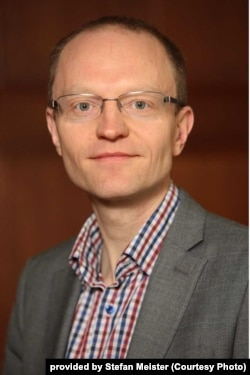 Штефан Майстр, голова програми Східної Європи Центру Роберта Боша