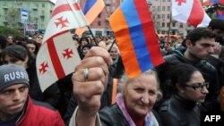 Дипломатический скандал между Грузией и Арменией может погаснуть еще до того, как толком разгорится