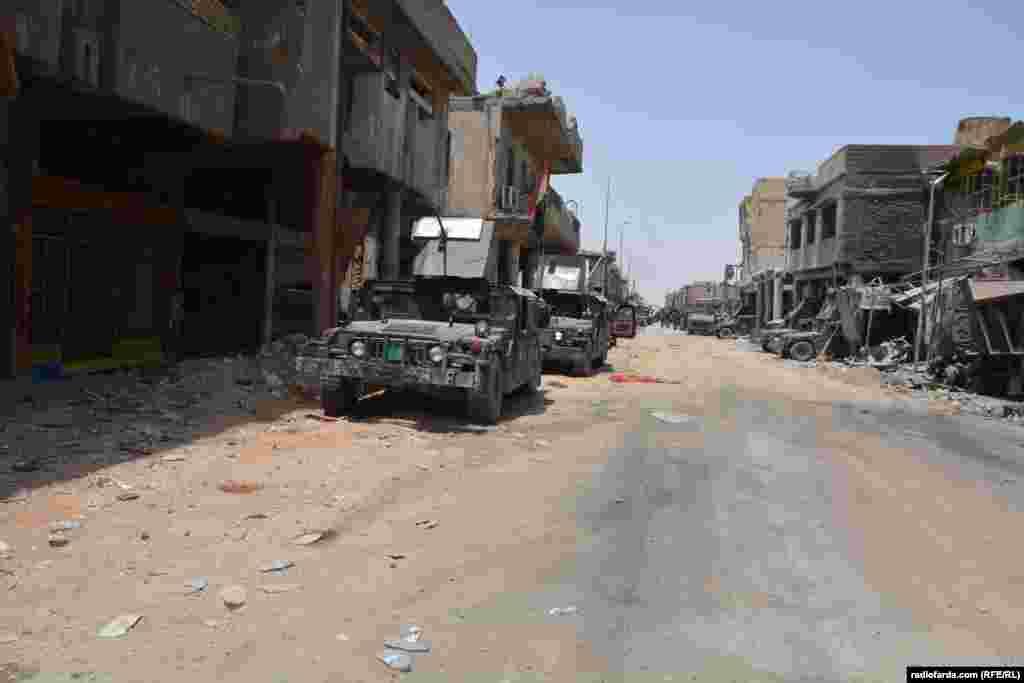 یحیی رسول،سخنگوی نیروهای مسلح عراق، گفته است دهها تن از نفرات باقیمانده از گروه «داعش» طی روزهای گذشته، در جریان آخرین نبردها در غرب موصل، کشته شدهاند.