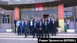 Члены муниципальных властей Буйнакска