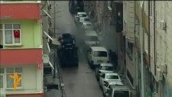 Истанбулда полициягә һөҗүм иткән ике хатын-кыз үтерелде