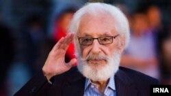 Iranian actor Jamshid Mashayekhi