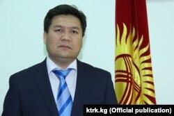 Kyrgyz Ombudsman Kubat Otorbaev
