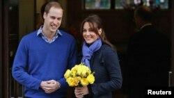 Уильям и Кейт. 6 декабря 2012 года