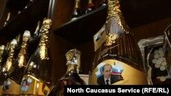 Магазин с алкогольной продукцией в России. Иллюстрационное фото